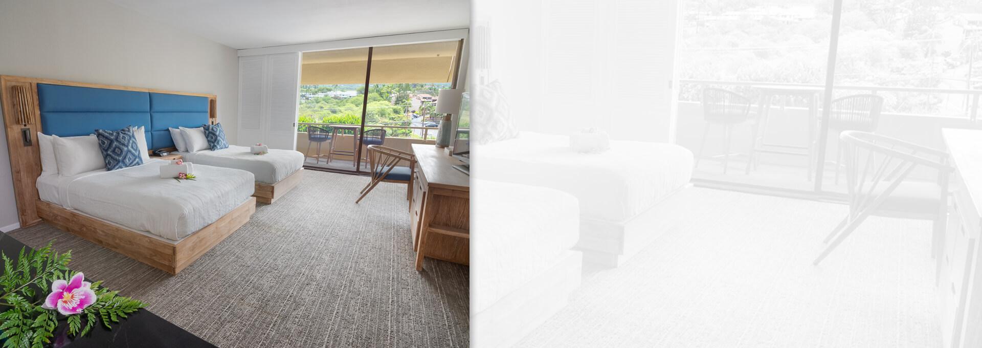 royal kona resort rooms